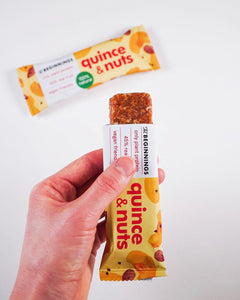 Quince Bar 40 g Full pack of 16