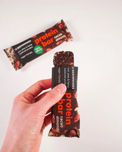 Cacao protein bar 40 g  Full pack of 16