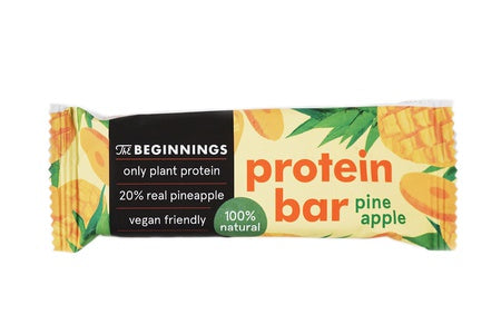 Pineapple Protein Bar 40 g Full pack of 16