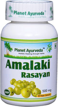 Load image into Gallery viewer, AMALAKI PLANET AYURVEDA 500mg 60 capsules