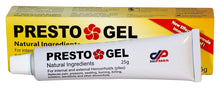 Load image into Gallery viewer, Presto Gel 25g - A Natural Hemorrhoids Treatment