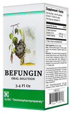 Load image into Gallery viewer, BEFUNGINUM (CHAGA) Mushroom Extract 100 ml