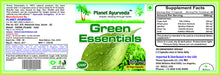Load image into Gallery viewer, GREEN ESSENTIALS PLANET AYURVEDA 500mg 60 Capsules