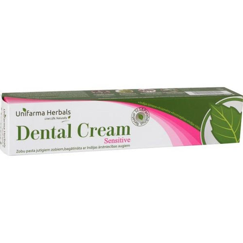 Dental Cream Sensitive 100g
