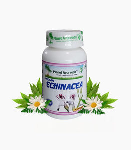 INDIAN ECHINACEA PLANET AYURVEDA 500mg 60 capsules