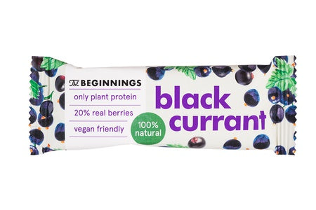 Black currant bar 40g FULL PACK of 16