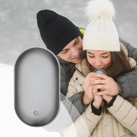 Rechargeable Hand Warmers With Power Bank