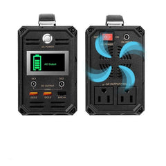 110V 300W Portable Power Station 60000mAh