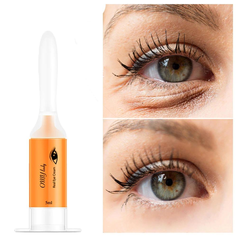 Eye bags Instant Remover Dark Circles Under Eyes Anti Puffiness Gel