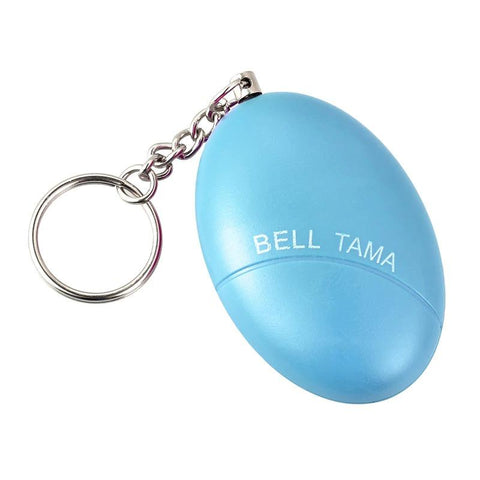 2 PCs 100 dB Self Defense Alarm Loud Keychain Emergency Alarm