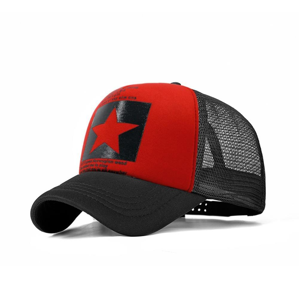Fashion Baseball Caps for Men Women Summer Mesh Cap