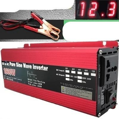 1600 W Power Converter Car Inverter
