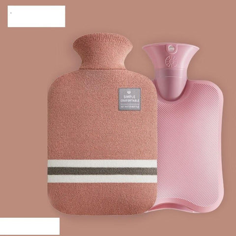 1L Fluffy Hot Water Bottle