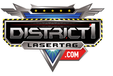 DISTRICT 1 LASERTAG