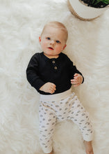 Load image into Gallery viewer, Mo Ribbed Onesie - Shop Little Dude
