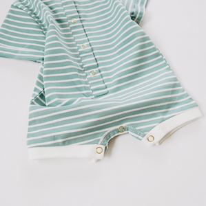 Clayton Stripe Shortie