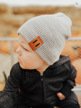 Load image into Gallery viewer, Wool Knit Beanie - Shop Little Dude