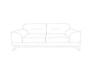Love Seat Modelo Indonesia