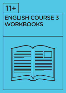11+ English - Revision Course 3 - Workbooks