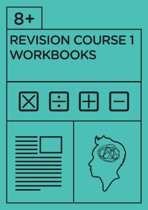 8+ Revision Course 1 - Workbooks