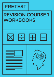 ISEB Pretest - Revision Course 1 Workbooks