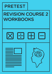 ISEB Pretest - Revision Course 2 Workbooks
