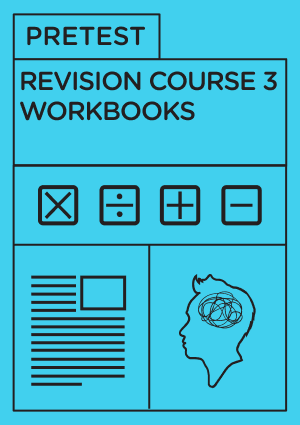 ISEB Pretest - Revision Course 3 Workbooks