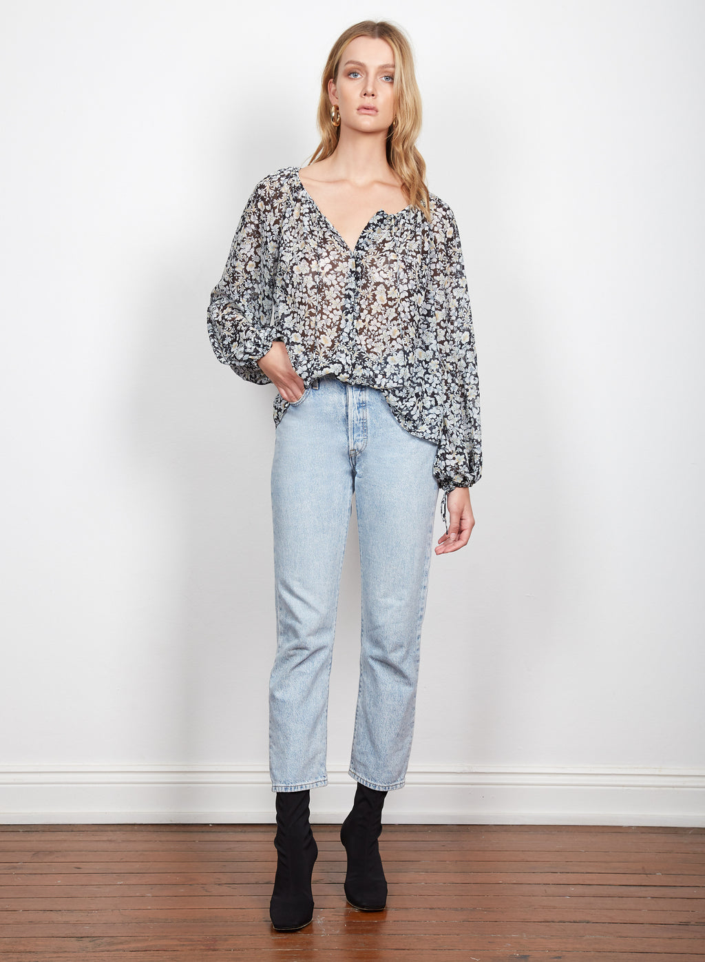 NEW IN! Transcend Blouse