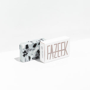 Fazeek Pastel Absolute Soap - Coconut + Lemongrass