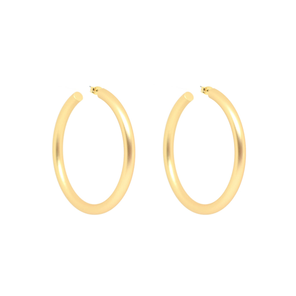 Bling Bar Grande Hoops