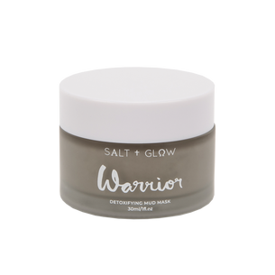 Salt & Glow Warrior Detoxifying Mud Mask