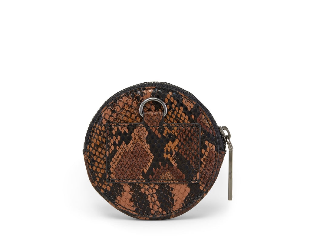 Full Circle Pouch - Chocolate Snake