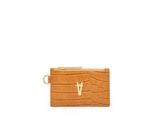 Sans Beast Operative Wallet - Maple Croco