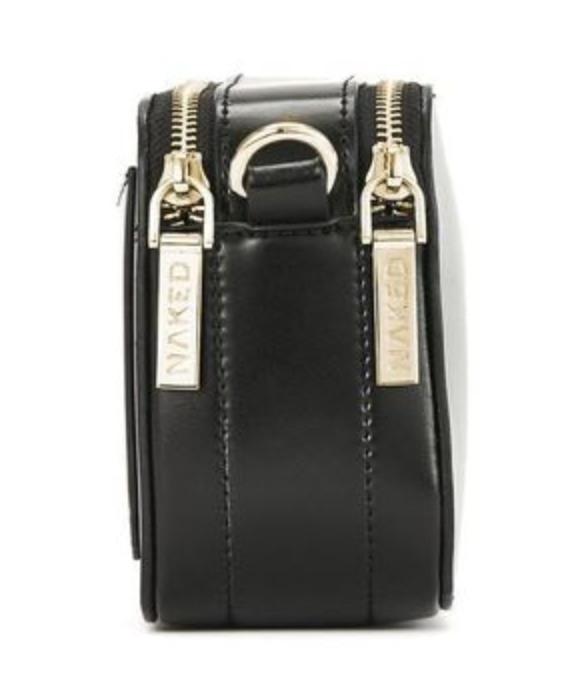 The Met Bag with Drake Strap - Black/Gold
