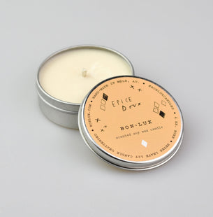 Travel Candle - Epice Doux