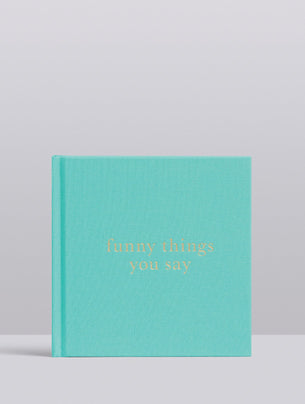 Funny Things You Say - Mint