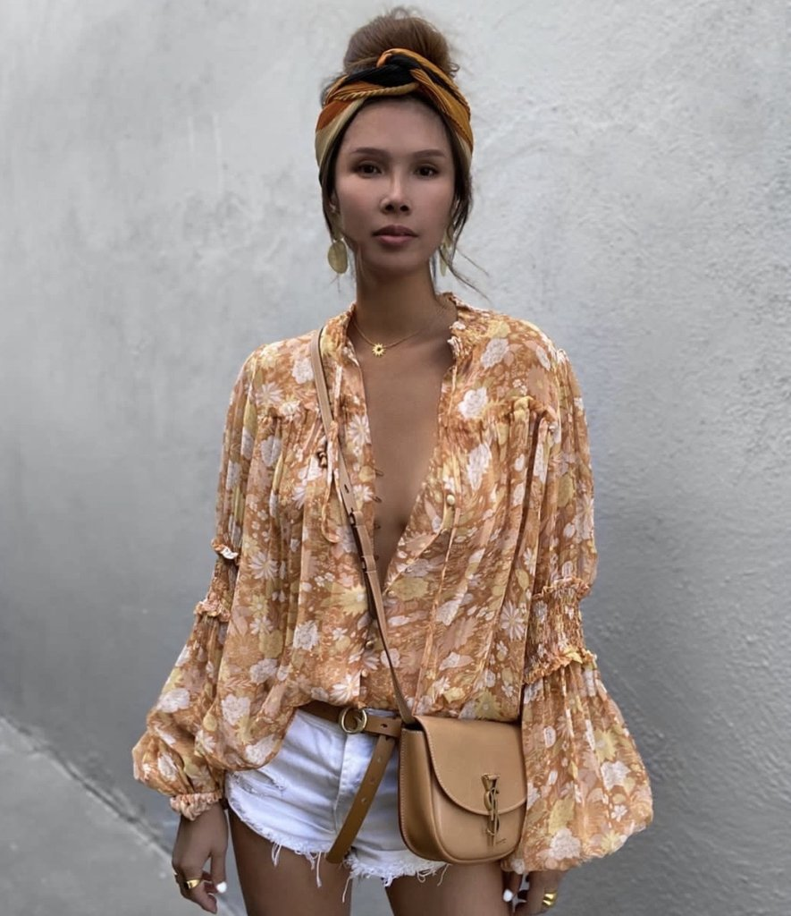 Ministry of Style Golden Hour Blouse