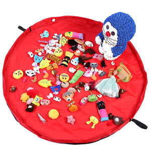 Portable Toy Organizer Bag