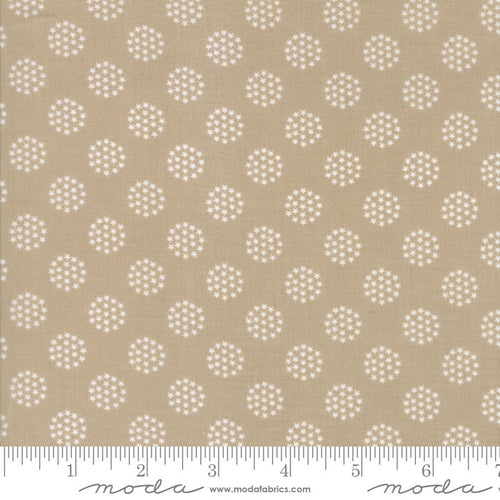 Freedom Fireworks Kraft by Sweetwater for Moda - Fabric and Frills