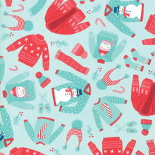 Load image into Gallery viewer, Snow Day Fat Quarters_23_by Stacy Iest Hsu for Moda Fabrics