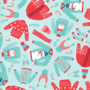 Snow Day Fat Quarters_23_by Stacy Iest Hsu for Moda Fabrics