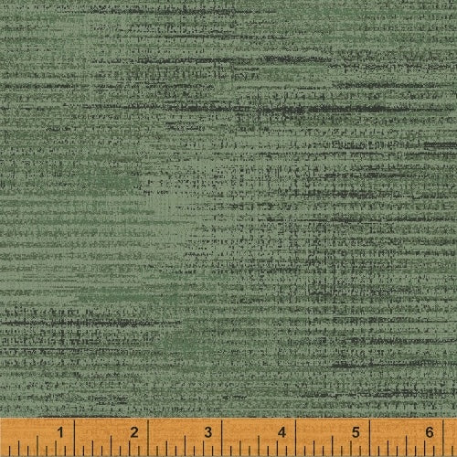 Terrain Serpentine (forest green) by Whistler Studios) for Windham Fabrics - Fabric and Frills