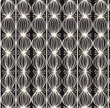 Load image into Gallery viewer, Love is Spoken Buds Black by Cori Dantini for Blend Fabrics