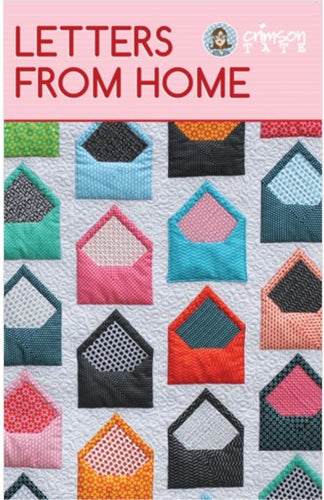 Letters From Home by Crimson Tate - Fabric and Frills