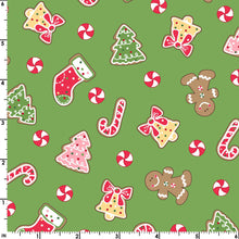 Load image into Gallery viewer, We Whisk You A Merry Christmas Precut Corner Cabin Quilt by Kimberbell