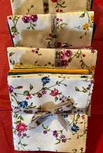 Load image into Gallery viewer, Morning Glories Popping FQ Bundle (6) procured by Fabric and Frills
