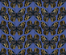 Load image into Gallery viewer, TIGER FLY AND BRUSHED - Fabric and Frills