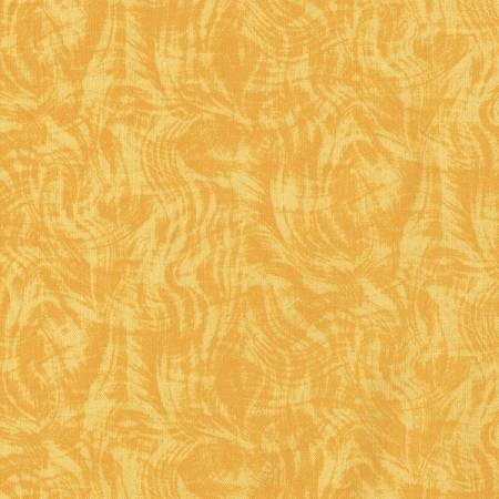 Impressions Moire - Yellow Tonal Yardage by Clothworks - Fabric and Frills