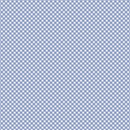 Dark Periwinkle Plaid by Clothworks - Fabric and Frills