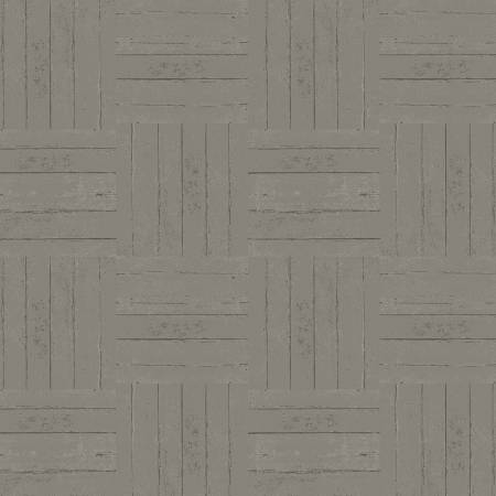 Winter Playground - Pewter Parquet Tonal yardage by Clothworks - Fabric and Frills